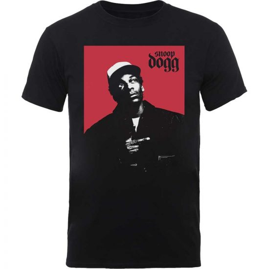 Snoop Dogg - Red Square póló