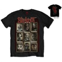 Slipknot - New Masks póló