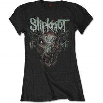 Slipknot - Infected Goat (Back Print) női póló