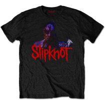 Slipknot - WANYK Back Hit (Back Print) póló