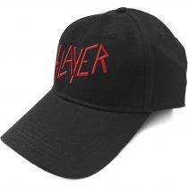 Slayer - Red Logo baseball sapka