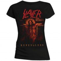 Slayer - Repentless Crucifix női póló