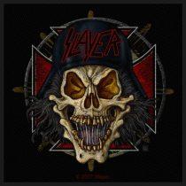 Slayer - Slaytanic Wehrmacht (szőtt) felvarró