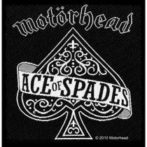 Motorhead - Ace Of Spades (szőtt) felvarró