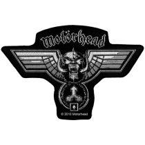 Motorhead - Hammered Cut Out (szőtt) felvarró
