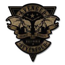 Avenged Sevenfold - Orange County (szőtt) felvarró