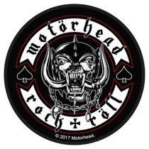 Motorhead - Biker Badge (szőtt) felvarró