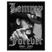 Lemmy - Forever (szőtt) felvarró