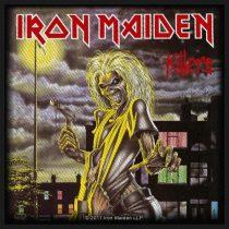 Iron Maiden - Killers (szőtt) felvarró