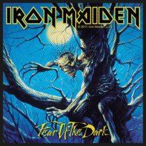 Iron Maiden - Fear of the Dark (szőtt) felvarró