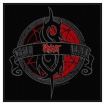 Slipknot - Crest (szőtt) felvarró