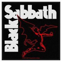 Black Sabbath - Creature (szőtt) felvarró
