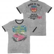 Bruce Springsteen - Pink Cadillac (Back Print) póló