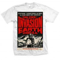 StudioCanal - Daleks Invasion Earth póló