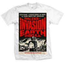 StudioCanal - Daleks Invasion Earth póló
