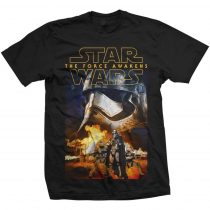 Star Wars - Episode VII Phasma & Troopers póló