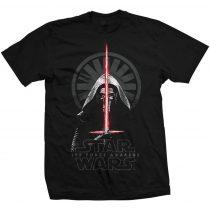 Star Wars - Episode VII Kylo Ren Shadows póló