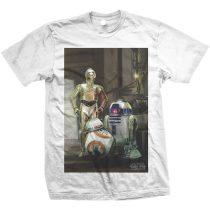 Star Wars - Three Droids póló