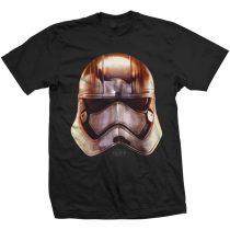 Star Wars - Phasma Big Head póló