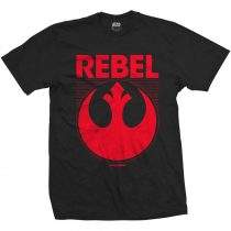 Star Wars - Episode VII Rebel póló