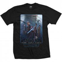 Star Wars - Episode VIII The Force Composite póló