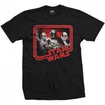Star Wars - Episode VIII Phasma Retro póló