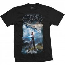 Star Wars - Episode VIII Falcon Composite póló