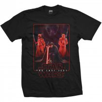 Star Wars - Episode VIII The Dark Side Composite póló