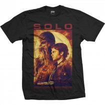 Star Wars - Solo Profile póló