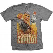 Star Wars - Solo Chewie Co-Pilot póló