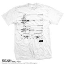 Star Wars - X-Wing Fighter póló