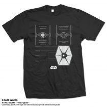 Star Wars - Tie Fighter póló
