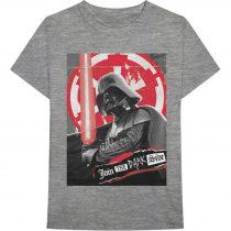 Star Wars - Darth Rock Three póló