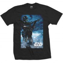 Star Wars - Rogue One Death Trooper póló