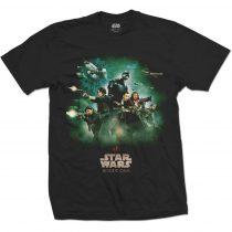 Star Wars - Rogue One Rebels Poster póló