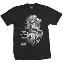 Star Wars - Rogue One Stormtrooper póló