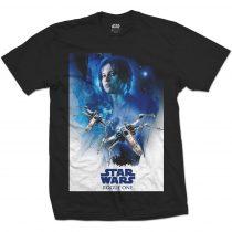 Star Wars - Rogue One Jyn X-Wing 01 póló