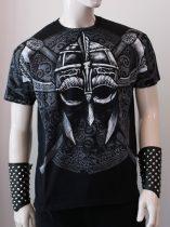 Vikings Helmet póló