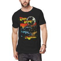 Thin Lizzy - Nightlife Colour póló