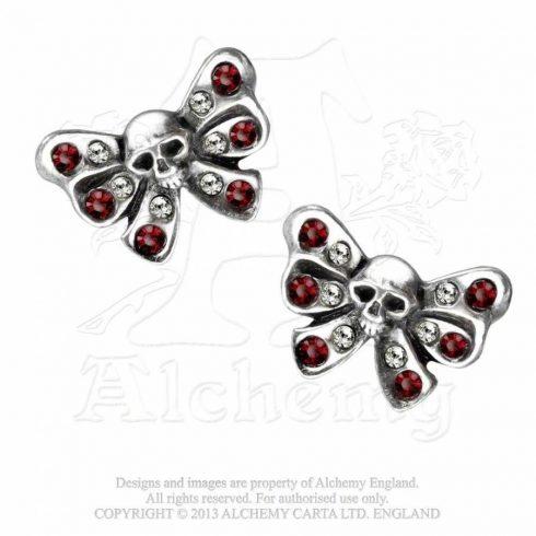 Alchemy Bow Belles fülbevaló