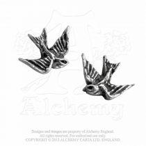 Alchemy Swallows fülbevaló