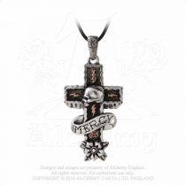 Alchemy Mercy Cross nyaklánc