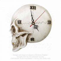 Alchemy Tempore Mortis Skull falióra