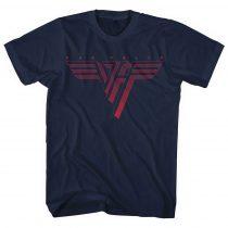 Van Halen - Classic Red Logo póló