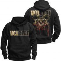 Volbeat - Bleeding Crown Skull pulóver