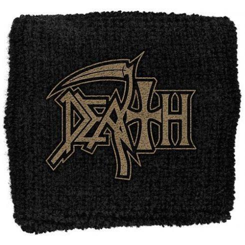 Death - Logo csuklószorító