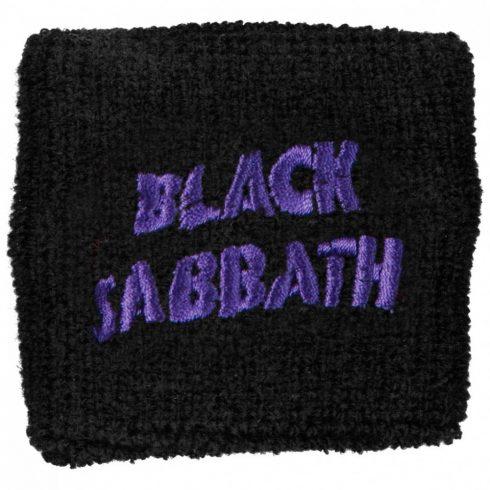 Black Sabbath - Logo csuklószorító