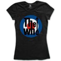 The Who - Target Classic női póló