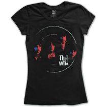 The Who - Soundwaves női póló
