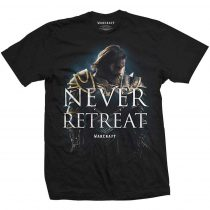 World of Warcraft - Never Retreat póló